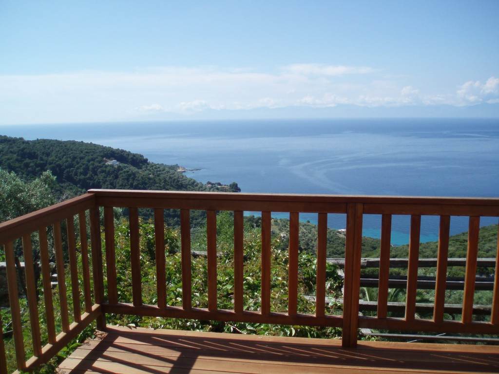 elmashousesbalcony studio with panoramic view elma s houses alonissos